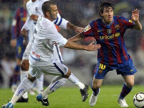Otra jornada de media semana se disputó en España y Barcel...