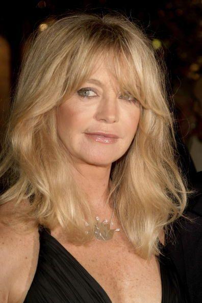 Goldie Hawn, la madre de Kate Hudson, es una celebridad que se niega a e...