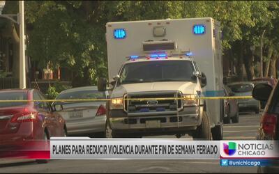 Policía vigilará durante el fin de semana largo para evitar violencia