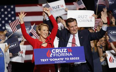 Daily Brief: Ted Cruz Names Carly Fiorina As His Running Mate