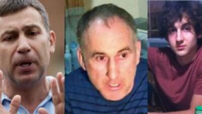La familia Tsarnaev.