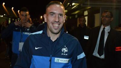 El mediocampista francés quiere despedirse como mundialista con el títul...