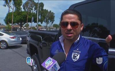 Larry Hernández le respondió al Potro de Sinaloa: 'Sí es pariente mío, p...