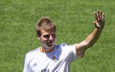 Asier Illarramendi nunca pudo destacar en las filas del Real Madrid.