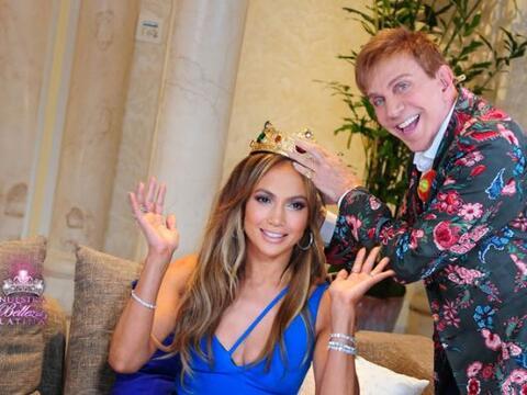 No te puedes perder a Jennifer Lopez en el gran estreno de Nuestra Belle...