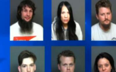 'Arizona en un Minuto': arrestan a seis personas que portaban gran canti...