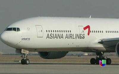 El Boeing 777, una de las aeronaves más veloces