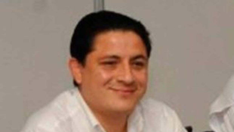Erick AgustínSilva Santo fue alcalde de Matamoros, Tamaulipas, entre en...