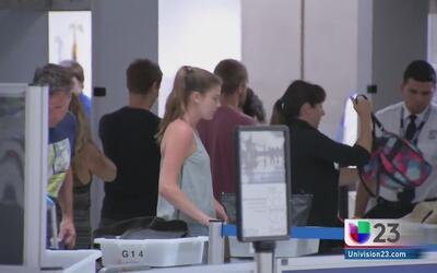 Millones de viajeros se movilizarán durante Memorial Day