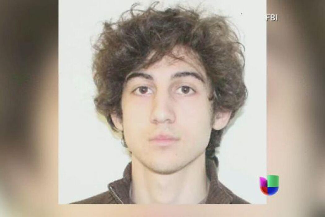 Dzhokhar Tsarnaev, sospechoso de ser coautor del ataque con bombas en Bo...