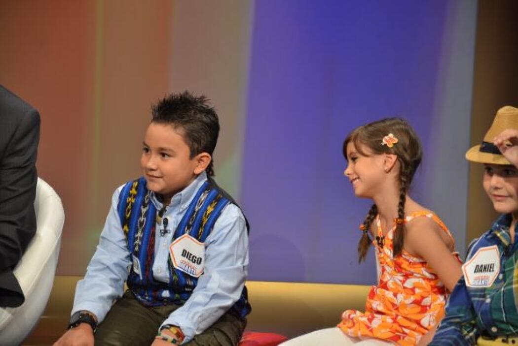 ¡Diego es toda una estrella en Guatemala! Conoce muy bien su trabajo.