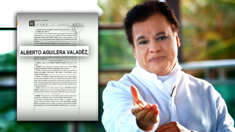 En exclusiva: revelamos el testamento de Juan Gabriel
