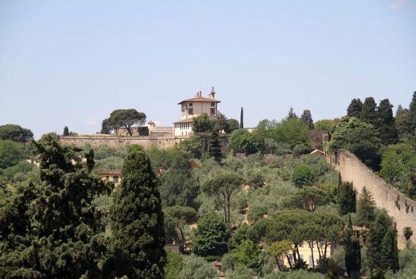 La propiedad es un verdadero templo que data del siglo XVI.