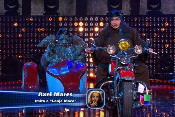 El Lonje Moco y la Gárgola se enfrentaron a Cantinflas y Resortes.