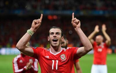 Gareth Bale, suma puntos para ser candidato al Balón de Oro.