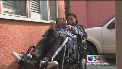 Personas con discapacidad enlistados en la democracia