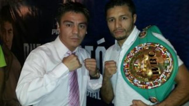 Habrá nocaut entre 'Travieso' Arce y Jhonny González (Foto: Promociones...