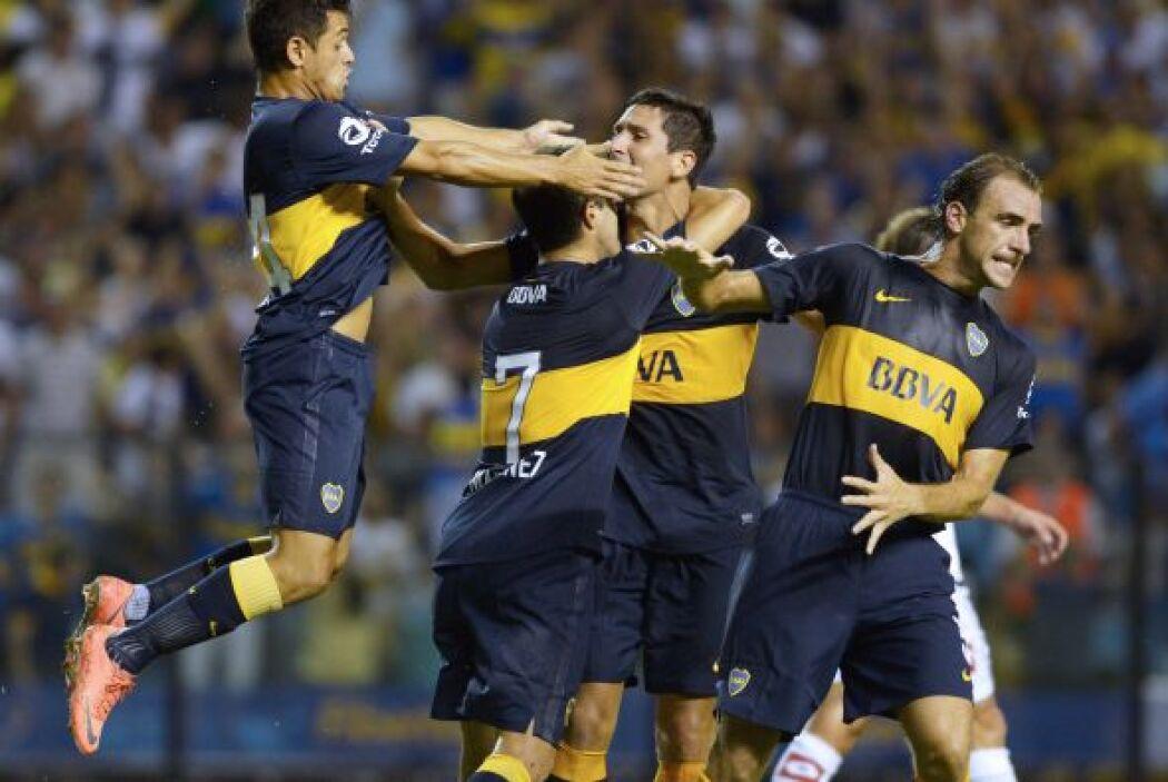 Los Xeneizes se han visto la cara con representantes del fútbol mexicano...