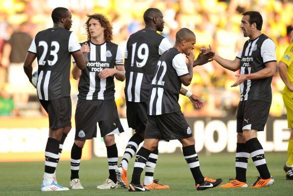 El Newcastle, tras su vuelta a la Premier, ha cumplido con la permanenci...