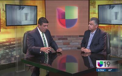 ¿Clinton logró convencer a los hispanos indecisos en el primer debate?