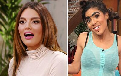 Mela acusó a Zuleyka de haberle robado el protagónico del video musical...