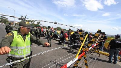 Venezuela reabrirá parcialmente su frontera con Colombia este sábado pas...