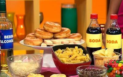 Cuida tu dieta para combatir la diabetes
