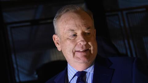 Bill O'Reilly recibiría hasta 25 millones de dólares por su salida de Fox