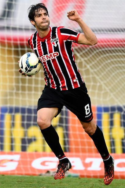 Kaká estuvo muy cerca de ser 'ciudadano' antes de llegar al Real Madrid...