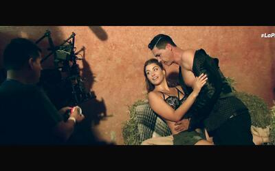 Natasha Domínguez te platica cómo ha preparado sus apasionadas escenas c...