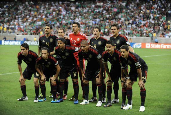 La Selección mexicana logró su objetivo principal, calificar a la gran f...
