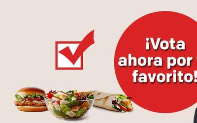 McDonald's - Vota Por Tu Favorito