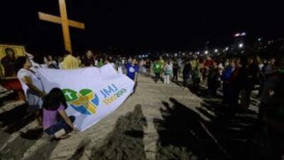 Se espera que atiendan alrededor de 2 millones de personas al JMJ Río 2013.