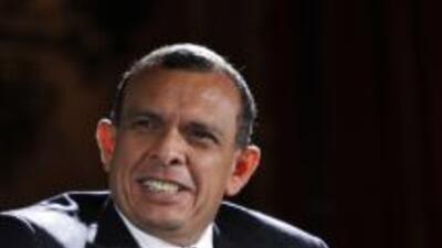 Porfirio Lobo cumple este jueves su primer año como presidente sin haber...