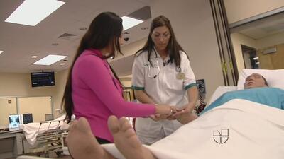 La enfermería es una de las profesiones más seguras en Estados Unidos