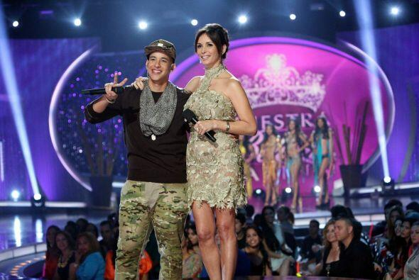 El cantante puertorriqueño fue el invitado de lujo de la primera gala de...