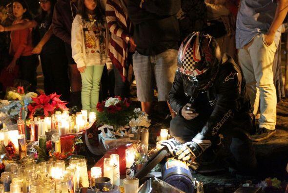 Según detalló la agencia AP, la calle donde murieron es conocida por atr...