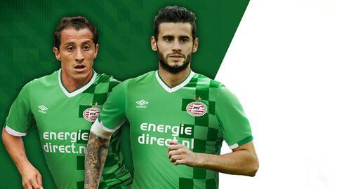 PSV presentó su nueva indumentaria