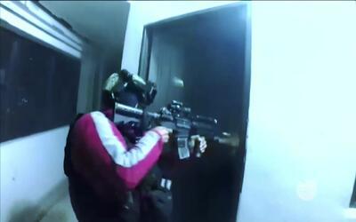 Una guerra de balas en una casa da comienzo a la última captura de 'El C...
