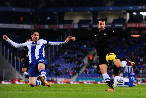 La Real Sociedad recuperó la alegría tras su paso por Europa al remontar...