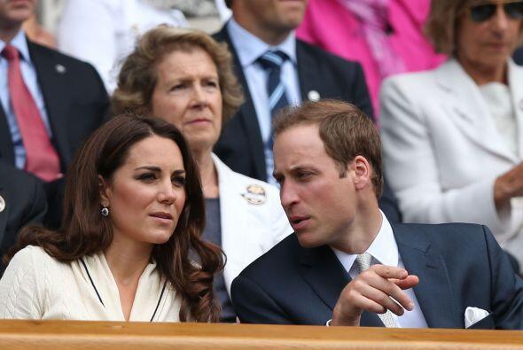 Y compartía con su esposa momentos del deporte blanco.