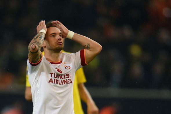 Sin problemas el Borrusia Dortmund derrotó 4-1 al Galatasaray y a...