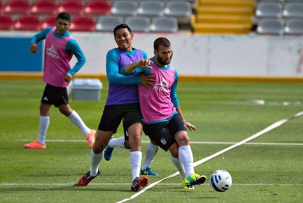 Para Villa también será un momento de revancha pues con Tigres nunca pud...