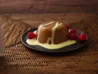 Gelatina de cajeta. Una receta original y sabrosa. Esta gelatina de caje...