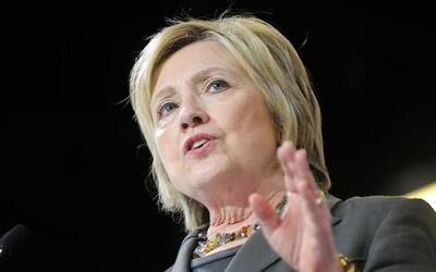 """Hillary Clinton está """"devastadada"""" por el bloqueo de la Ación Ejecutiva"""