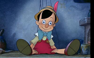 'Pinocchio': el deseo