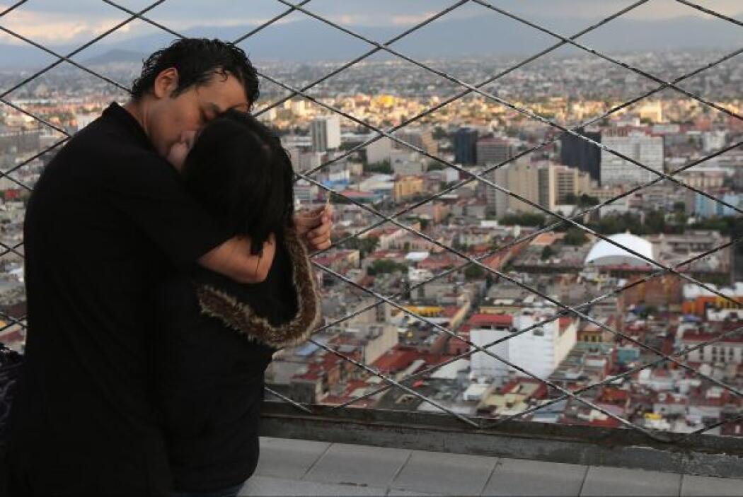 En México las parejas tienen muchos lugares para festejar y que mejor qu...