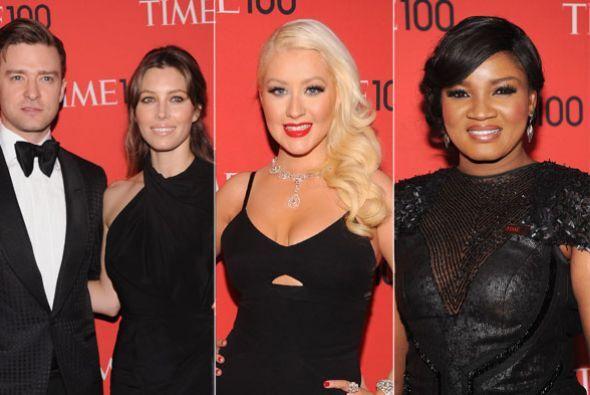 La revista Time preparó una gala para celebrar a 'Los 100 más influyente...