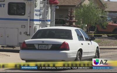 Fin de semana violento en Phoenix