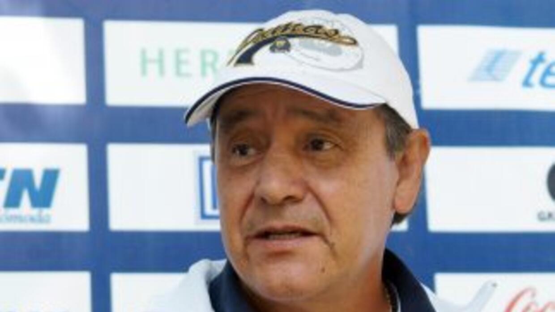 José Luis Trejo, técnico de Pumas de la UNAM